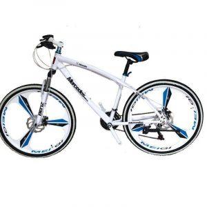 "Велосипед Мерседес 26"" литые диски, 3 луча"