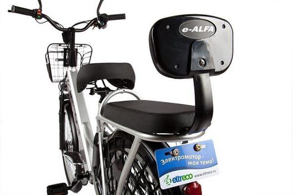 Электровелосипед e-Alfa