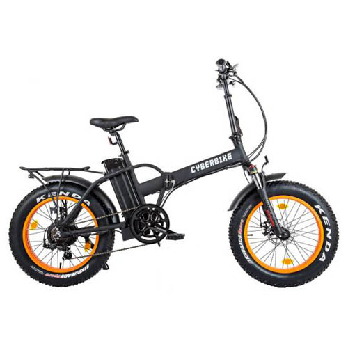 cyberbike fat 500